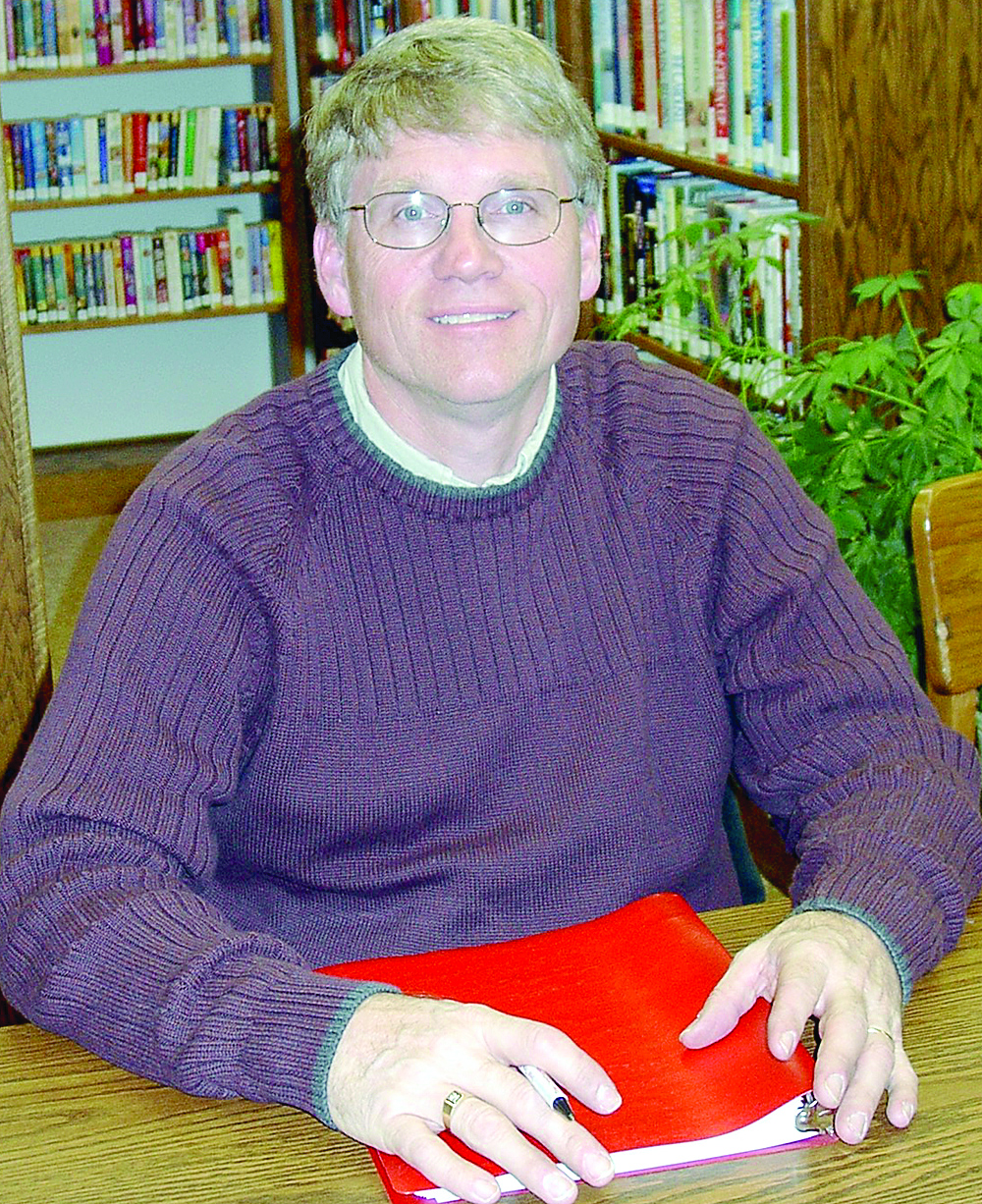 Mayor Gerald Dennie